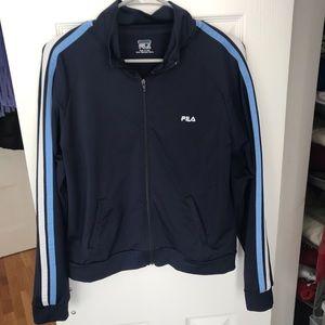 Fila jacket size large